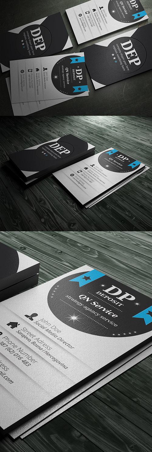Business Card Qn Service II