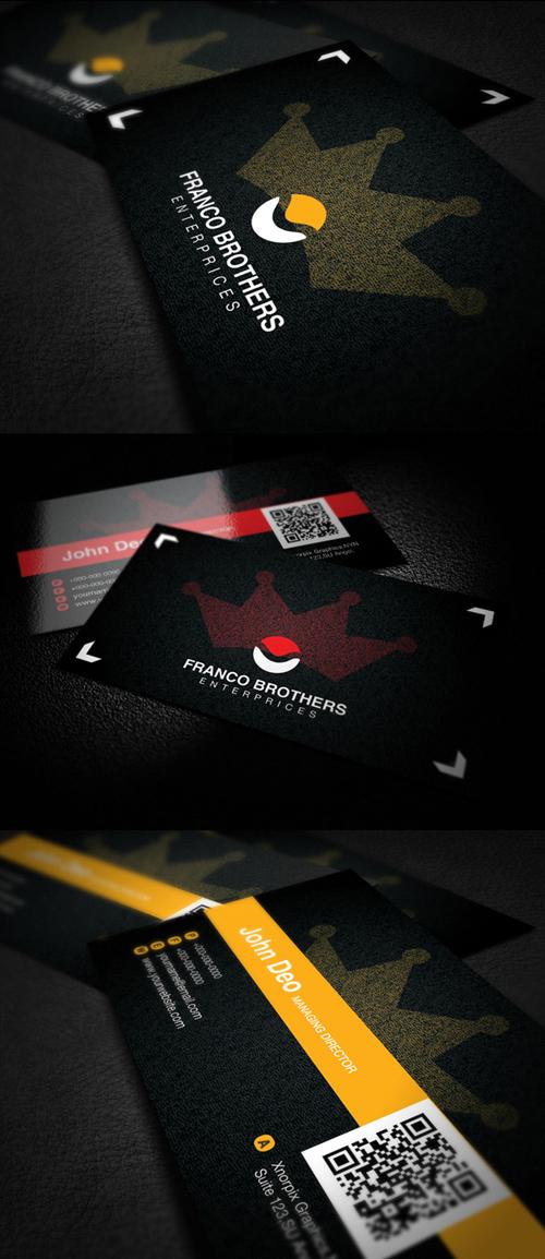 Enterprises Business Card