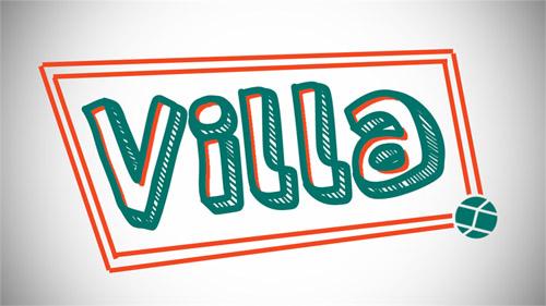 Villa Free Fonts