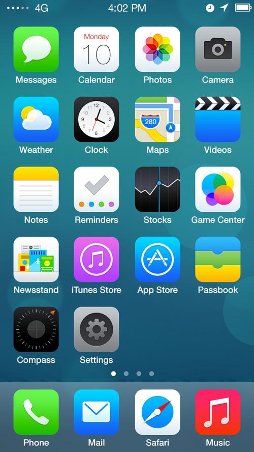 iOS 7 Redesign-3