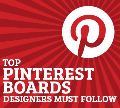 Top Pinterest Boards