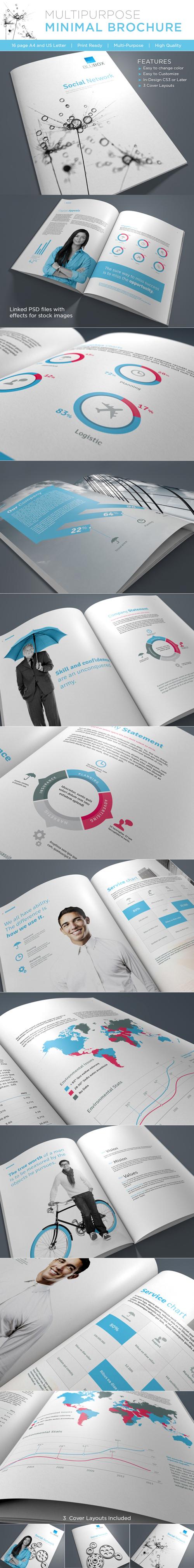 Multipurpose Minimal Brochure