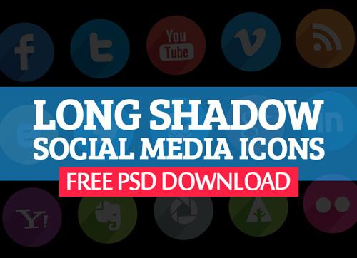 Long Shadow in Flat Design-8