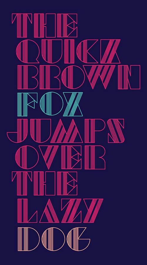 Typography Designs - 19
