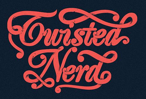 Typography Designs - 24