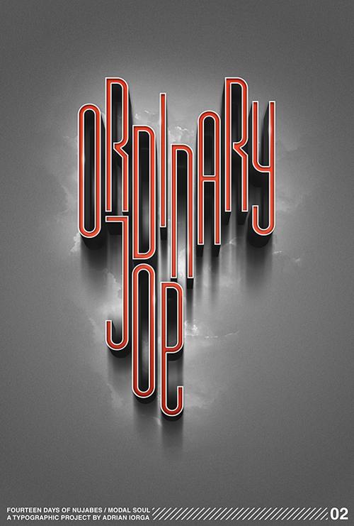 Typography Designs - 25