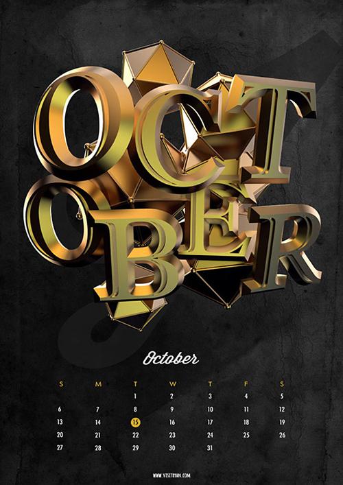 Typography Designs - 9