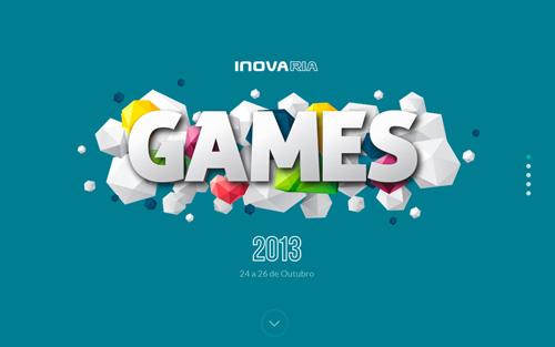 IR Games 20133 One Page Website Design