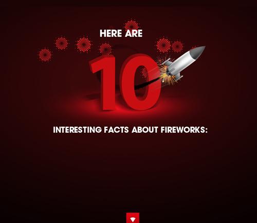 Buy Fireworks One Page Website Design