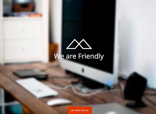 HalfCreative One Page Website Design