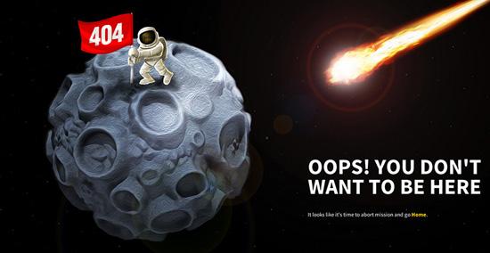 404 Error Page Designs-10