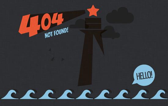 404 Error Page Designs-21