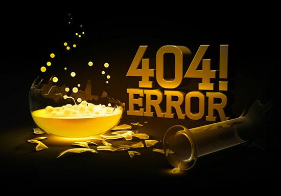 404 Error Page Designs-22