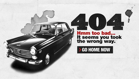 404 Error Page Designs-25