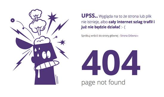 404 Error Page Designs-4