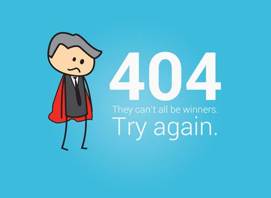 404 Error Page Designs-9