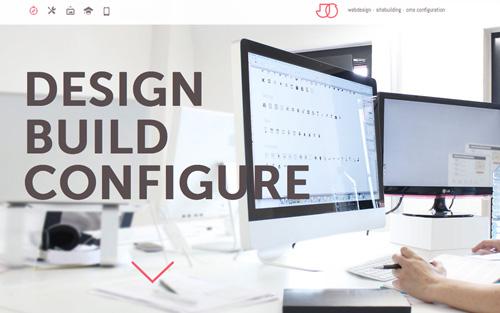 Juli Sudi One Page Website Design