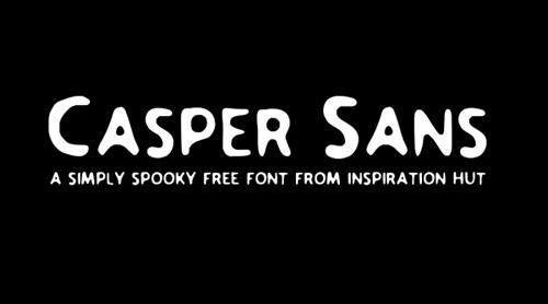 Casper Sans Free Font