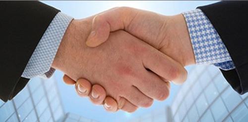 Partnership with outside company