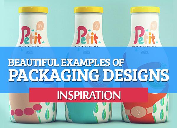 Beautiful Packaging Design Examples