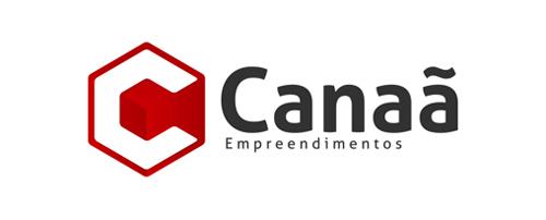 Canaa Empreendimentos Logo Design