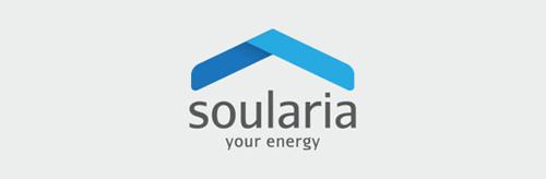 SOULARIA   YOUR ENERGY Logo Design