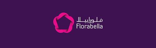 Florabella Identity Logo Design