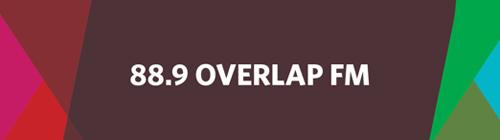 88.9 Overlap FM Logo Design