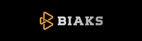 BIAKS Logo Design