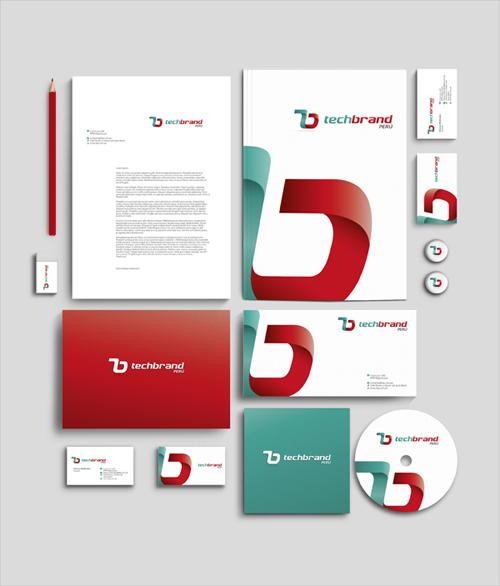 Techbrand letterhead