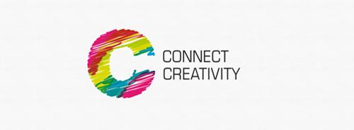 Connect Creativity Logo Design