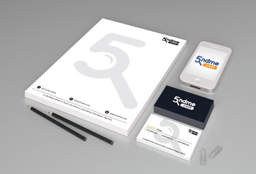 5ndme.com letterhead