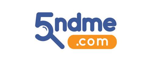 5ndme.com Logo Design