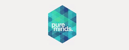Pure Minds Logo Design