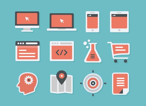 flat design resources