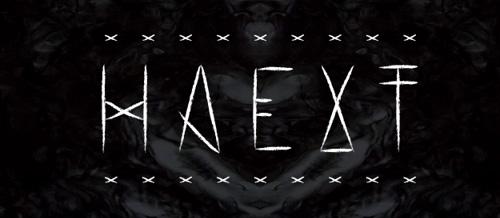 Haext free fonts