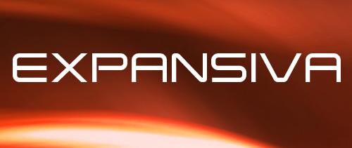 Expansiva free fonts