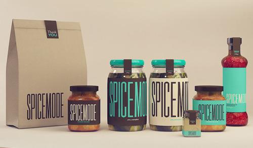 Packaging Designs - 1