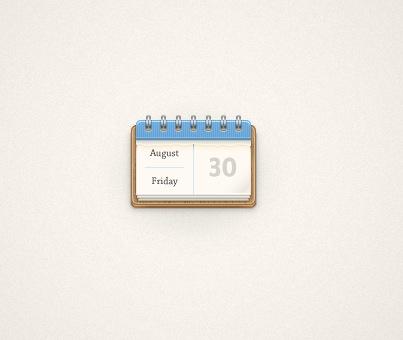 Create a Simple Calendar Icon
