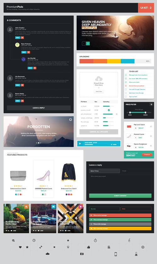 Modern UI Kit