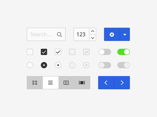 Simple UI Kit - Free