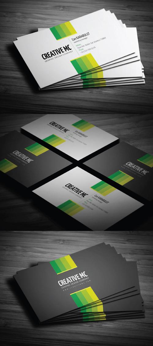 Business Card Design 10
