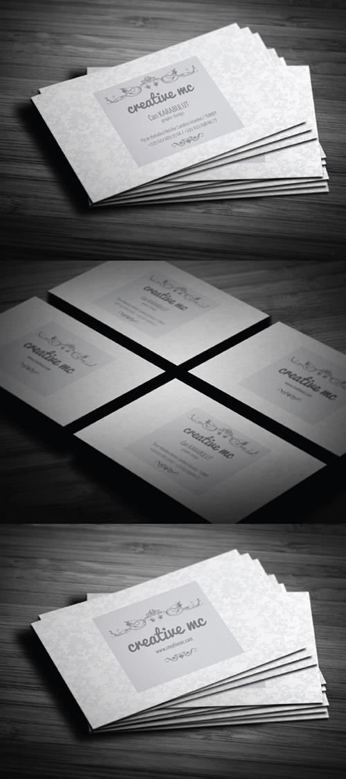 Business Card Design 12