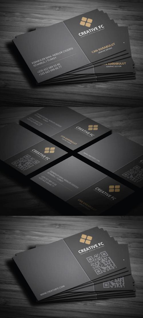 Business Card Design 16