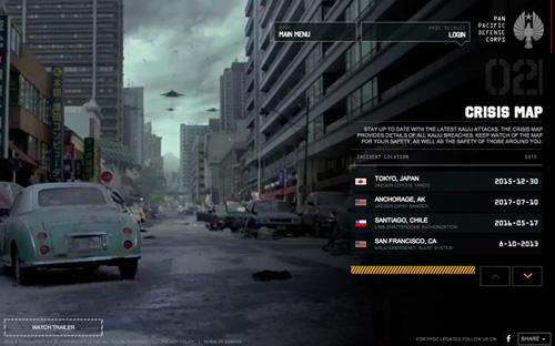 Fullscreen Websites Design