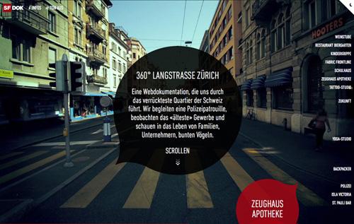 360° Langstrasse Zürich