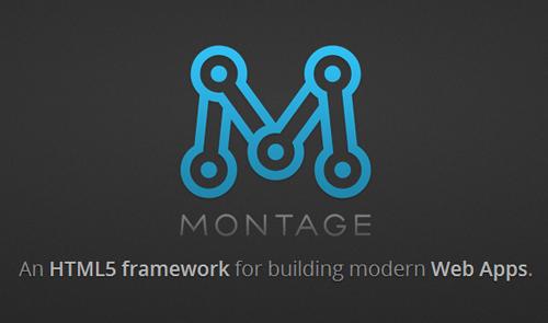 Montage: HTML5 Framework For Create Modern Web Apps