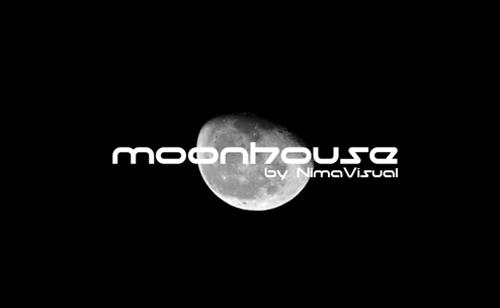 Moonhouse Font Typography