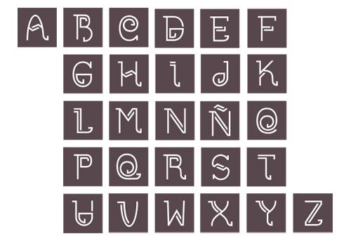 NE'E Font Typography