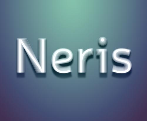 Neris Free Font